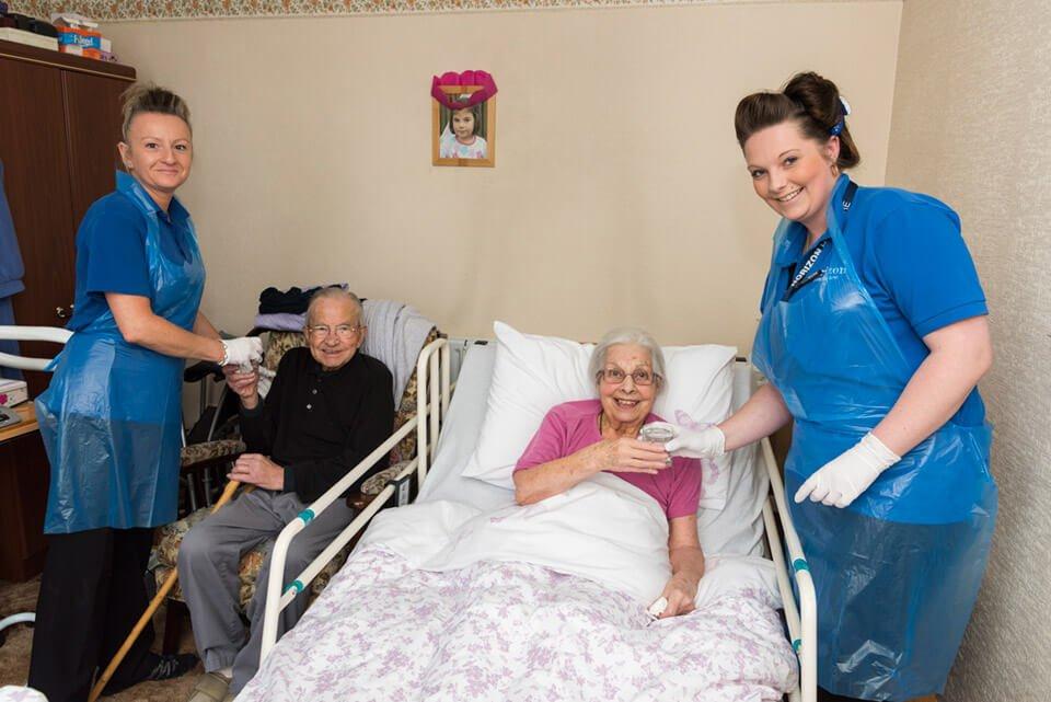 Horizon Live-in Care Recruitment